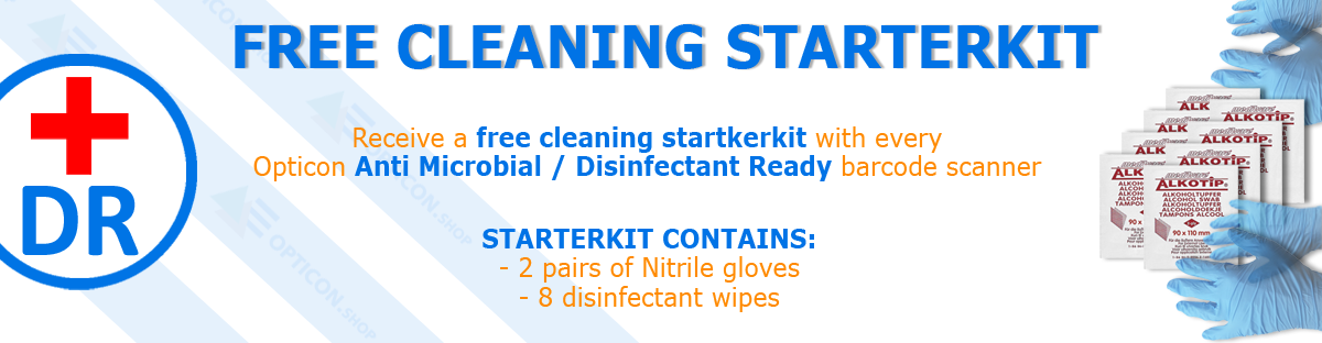 Free cleaning starter kit!