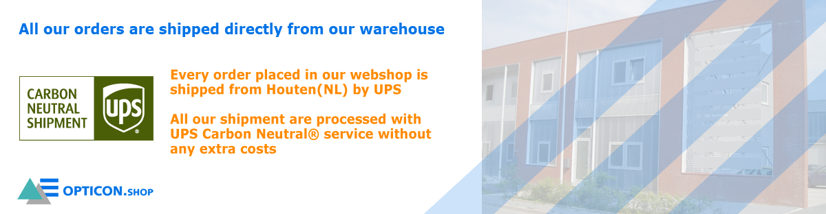 Our warehouse in NL
