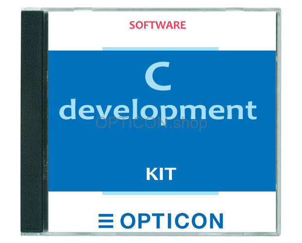 Opticon C-Library KIT (download ONLY) (C-Library) | OPTICON shop
